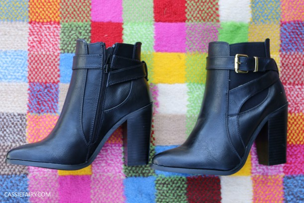 tuesday shoesday knee high boots v ankle boots blog review-7