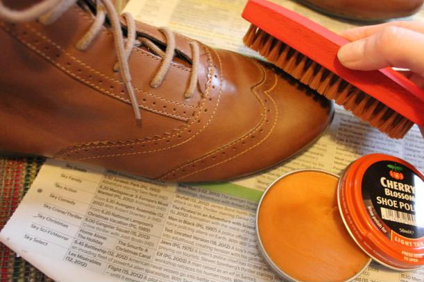 Tuesday Shoesday - How to make your footwear last forever..!