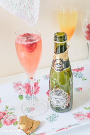 wedding hen party queens birthday celebration idea diy fruit puree ice cubes recipe-23