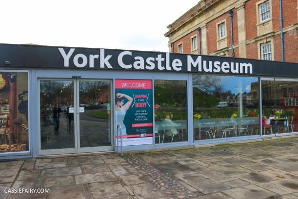 york castle museum shaping the body exhibition exhibit school holidays day out trip