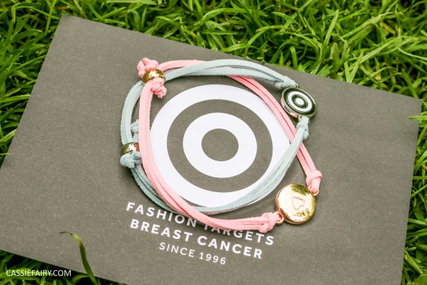 fashion targets breast cancer 2016 charity campaign breast cancer now bracelets-6