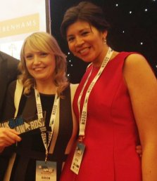 planes and champagne uk blog awards