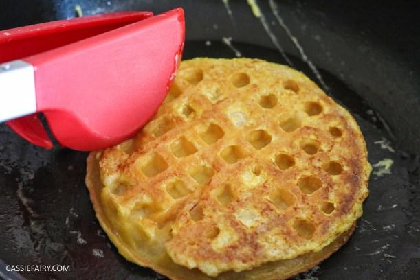 birds eye breakfast waffles eggy bread french toast fruit breakfast brunch recipe idea-2