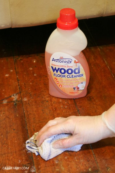 cruelty free cleaning products animal testing CF spring clean wood floor