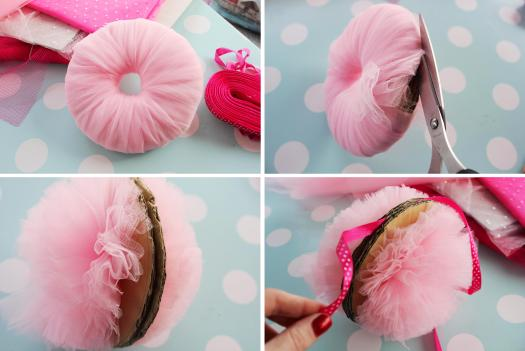 diy-pink-tulle-pompom-decorations-party-tutorial-cassiefairy - crafty superstar cut out and keep
