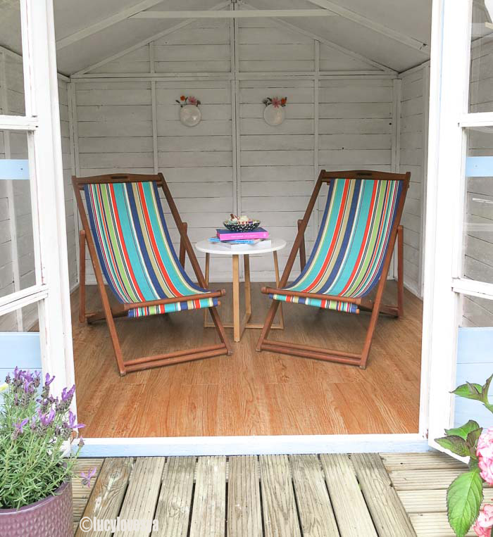 Garden inspiration beach hut sheds for Beach hut designs