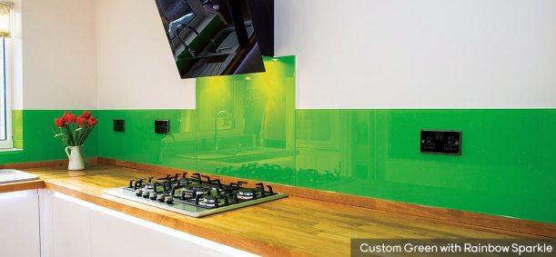 Green-Glass-Splashback