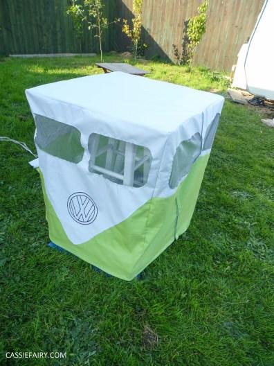 caravan campervan playhouse playroom den wendyhouse sewing project diy step by step tutorial_-8
