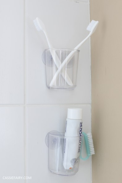 thrifty low cost summer coastal bathroom makeover diy project_-6