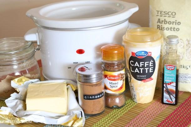 creamy healthy skinny chai latte rice pudding emmi caffe latte