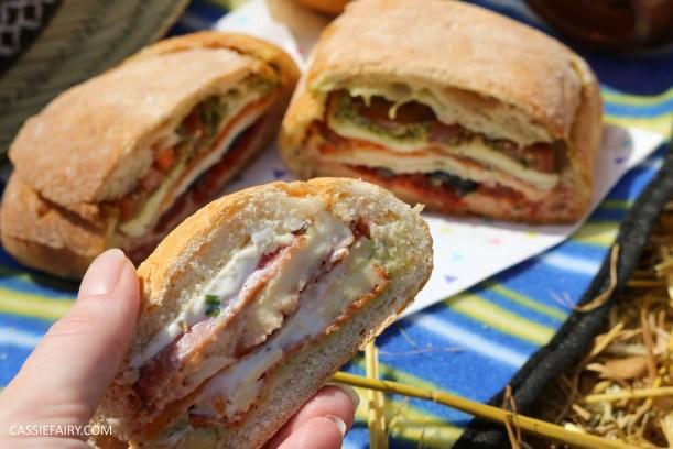 friYAY recipe layered picnic rolls sandwich filling ideas and inspiration-22