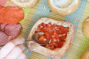 layered picnic rolls recipe mediterranean sandwich friyay-4