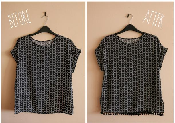 before-and-after-primark-high-street-hack-top-makeover-pompoms-diy-sewing-customising-