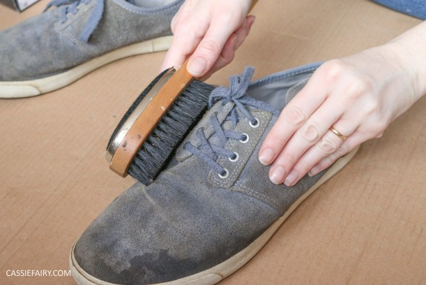 renovate-old-suede-shoes-trainers-makeover-diy-customising-dying-shoes-tutorial-video-4