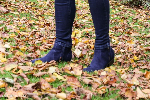 autumn-shoes-blue-suede-boots-kicking-leaves-fashion-trend-winter-6