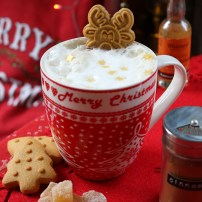 Gingerbread Latte Recipe