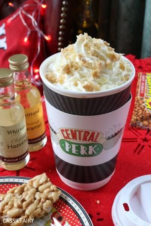 Coffee Chain Christmas Menu Hacks