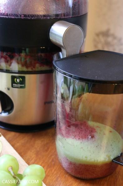 juicing juice recipe fruit vegetable january new years resolution -9