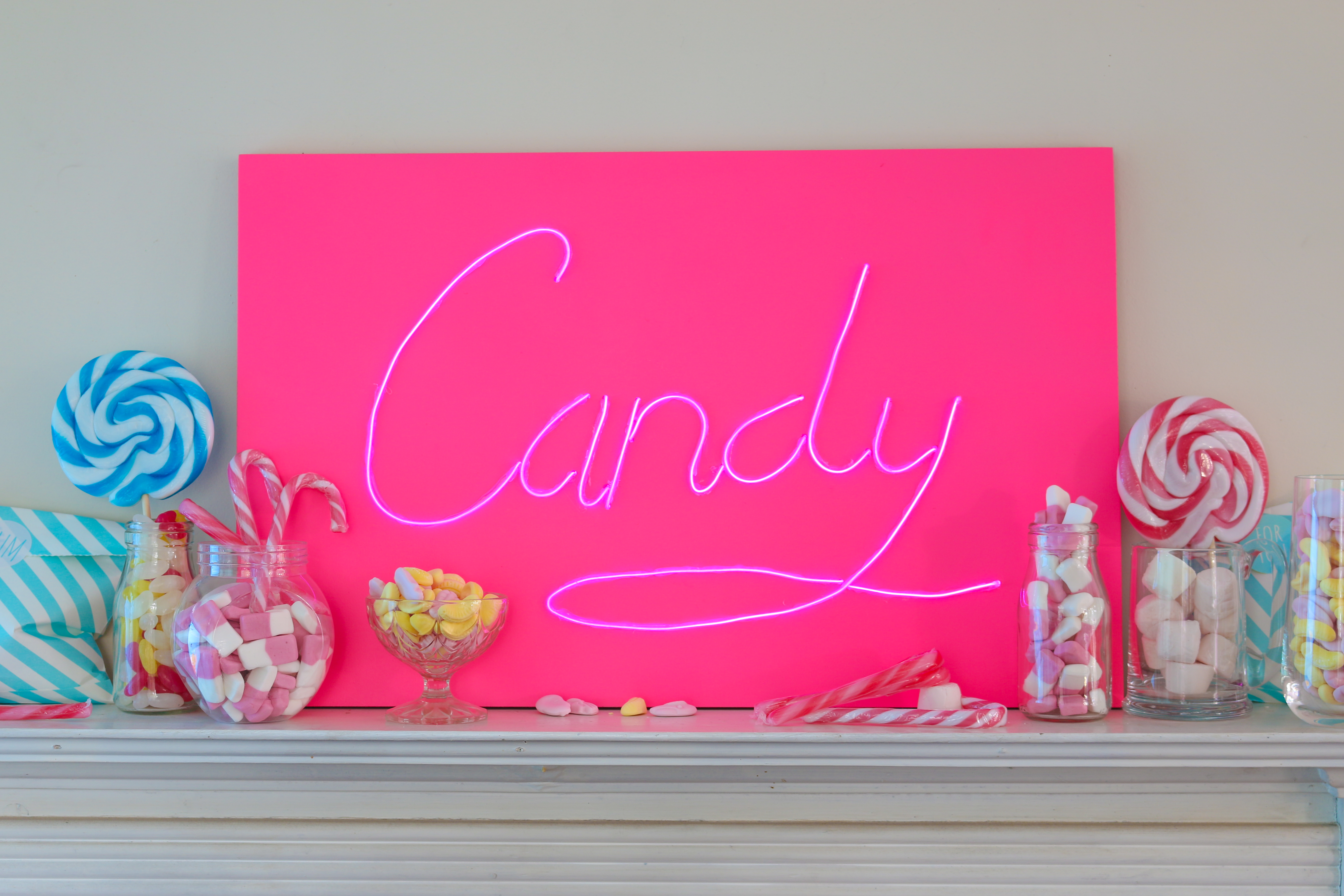 Diy neon sign for parties weddings party hen do birthday party or even for the upcoming valentines day give it a try i bet youll impress yourself with your neon sign making skills solutioingenieria Choice Image