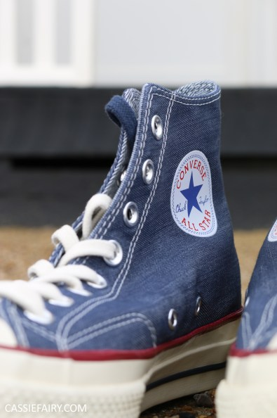 100 years of Converse All Stars high top trainers shoes footwear menswear-5