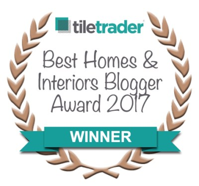 amazing news my blog won the award for best homes interiors blog