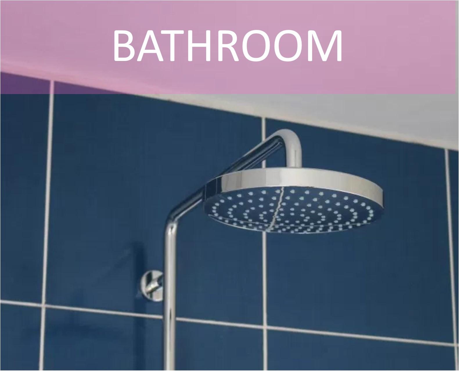 Budget bathroom inspiration