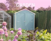 Getting green-fingered in the garden
