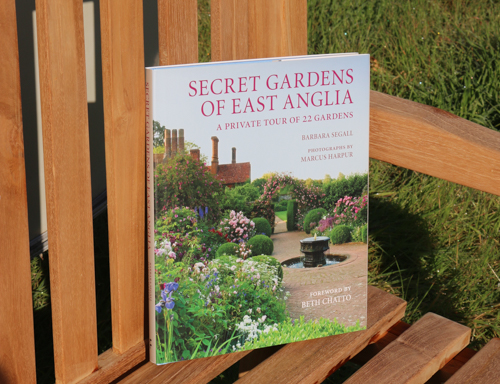 The Secret Gardens of East Anglia + Win a copy of the book!