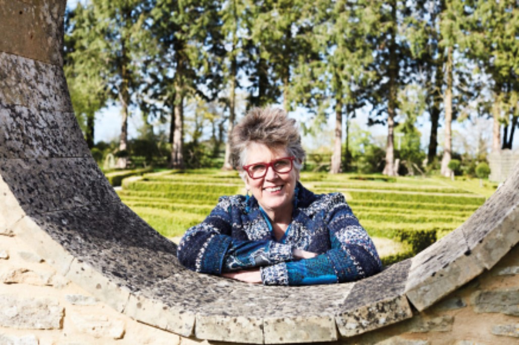 A peek inside Prue Leith's garden + WIN a copy of The Secret Gardeners