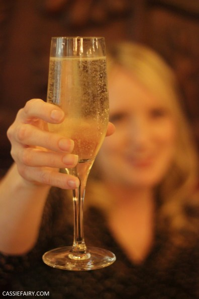 cosy club blogger office christmas party -1