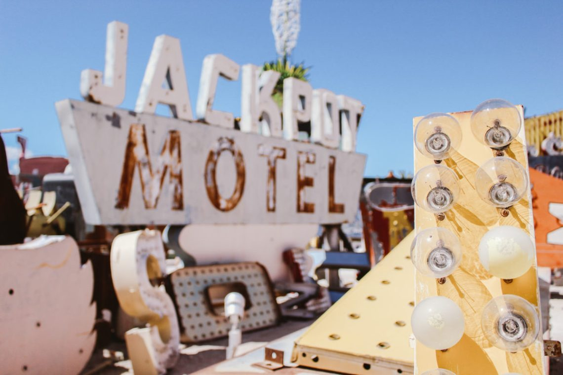 Visiting the Neon Museum