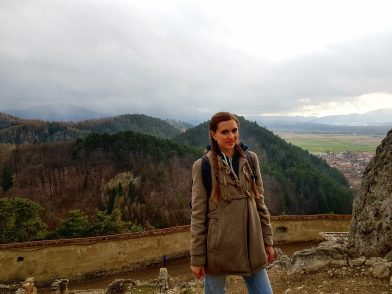 Rasnov fortress - One Week Transylvania Itinerary + costs and advice for your trip to Romania!