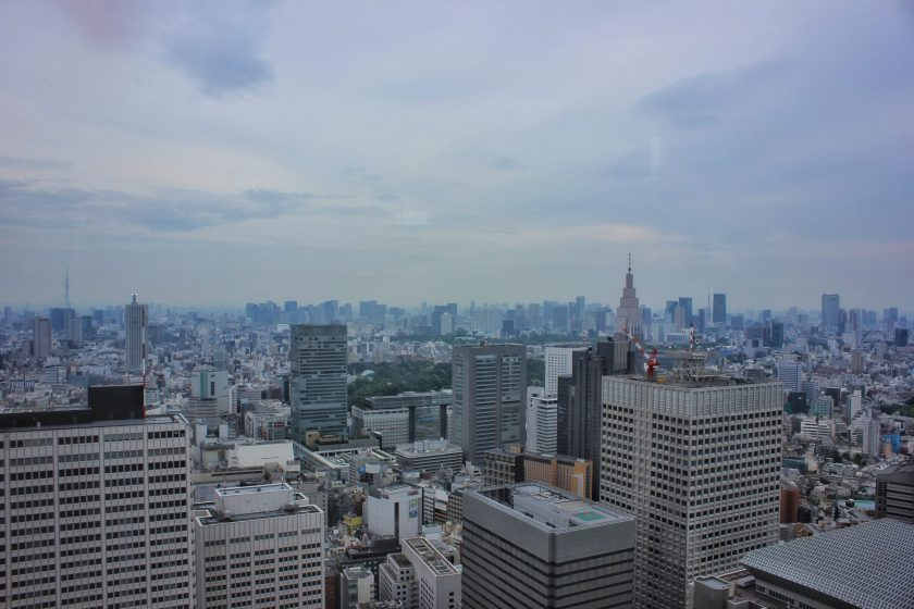 tokyo itinerary Day One in Tokyo! Harajuku, Shibuya, Shinjuku government metropolitan building