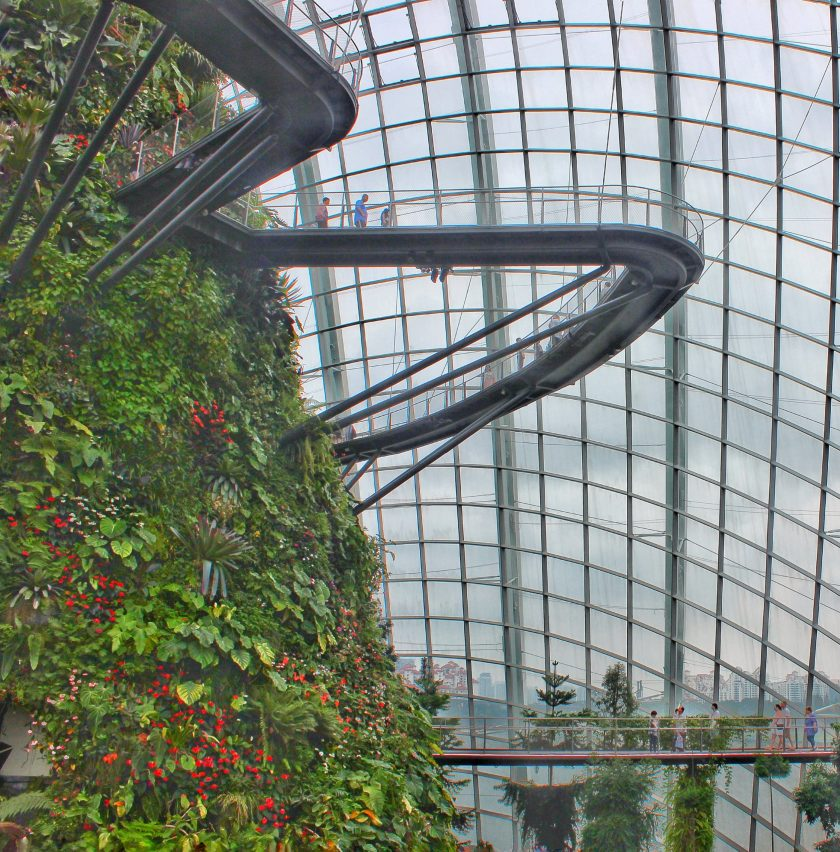 gardens by the bay singapore travel