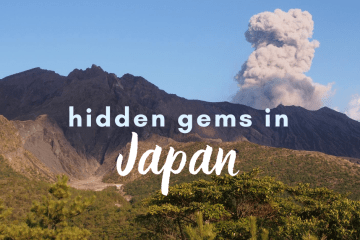 Japan's best hidden gems