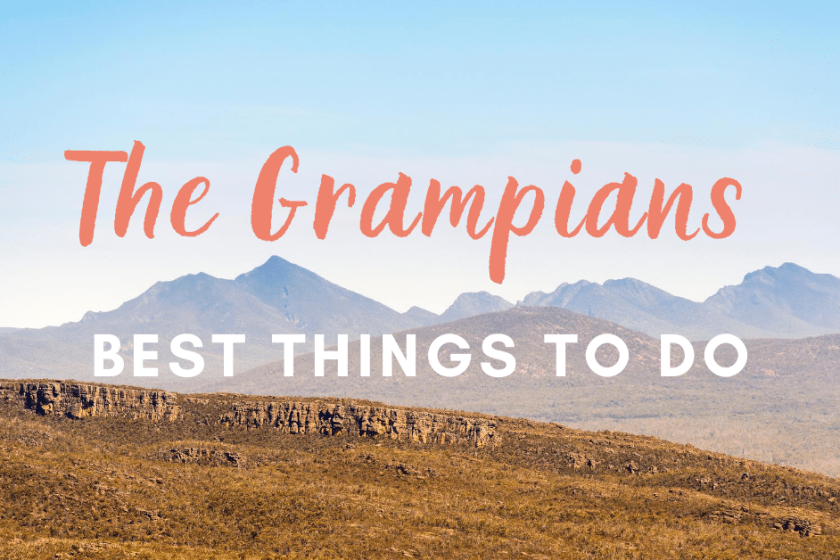 The Grampians - best things to do