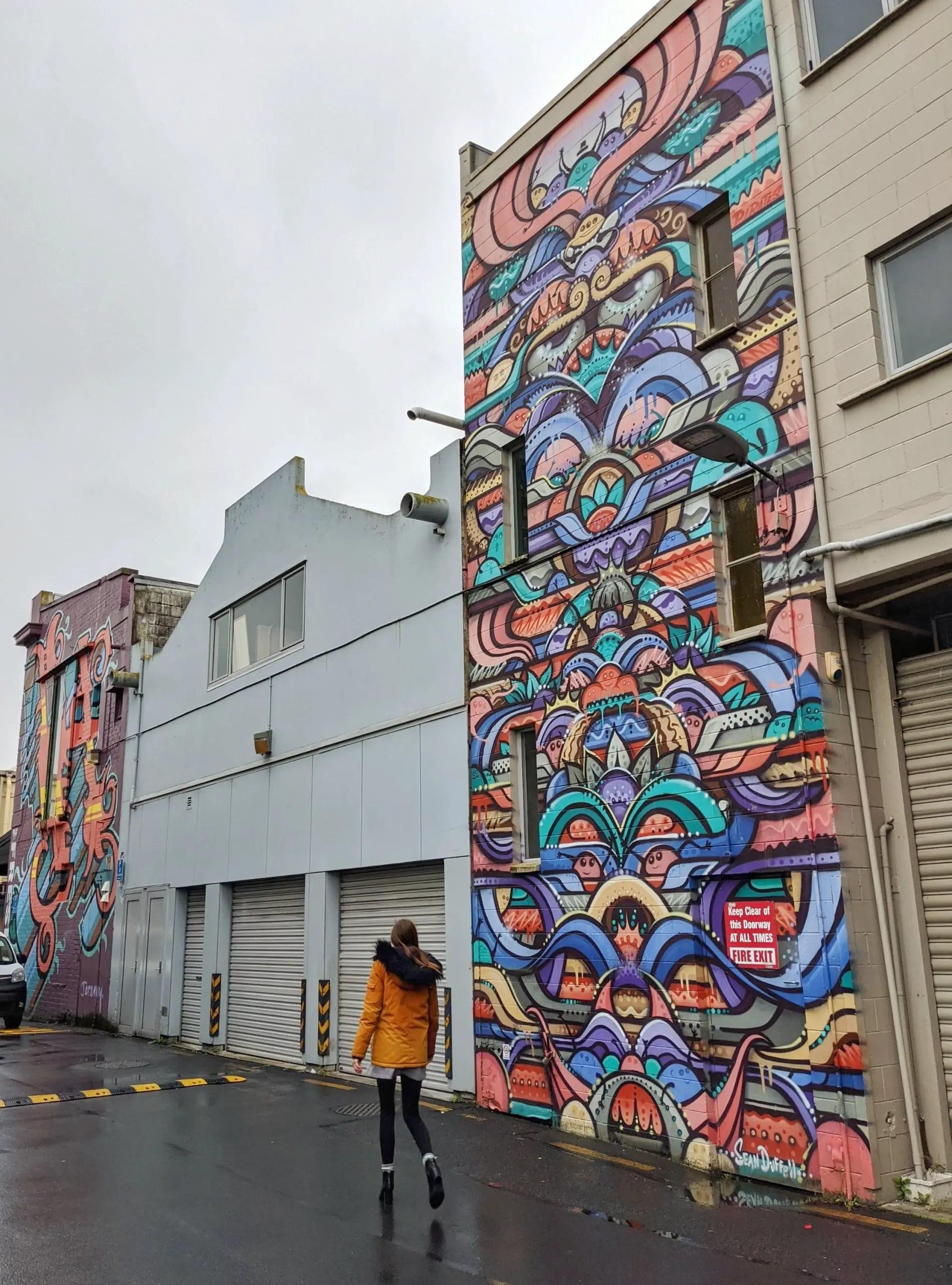 Photo spots in Hamilton - street art