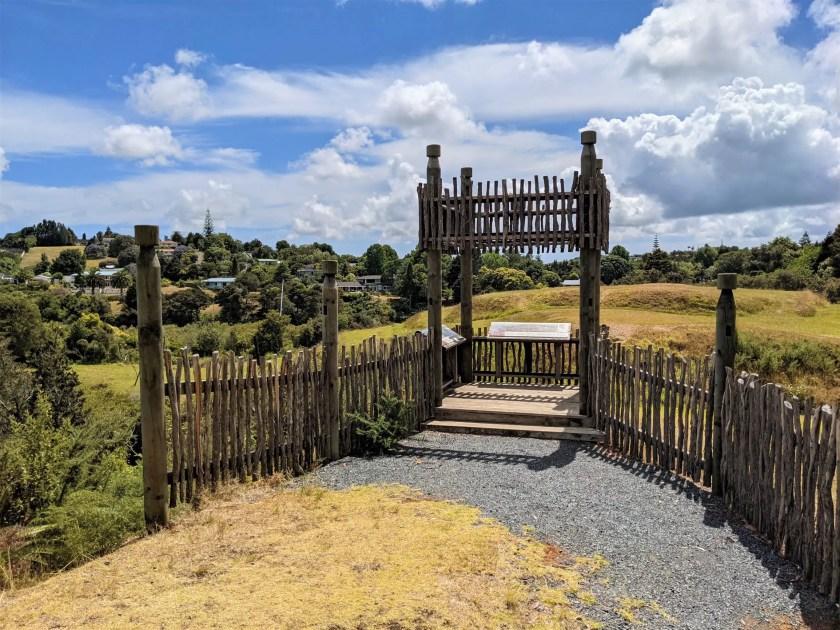 Exploring the historical sites in Kerikeri, Bay of Islands