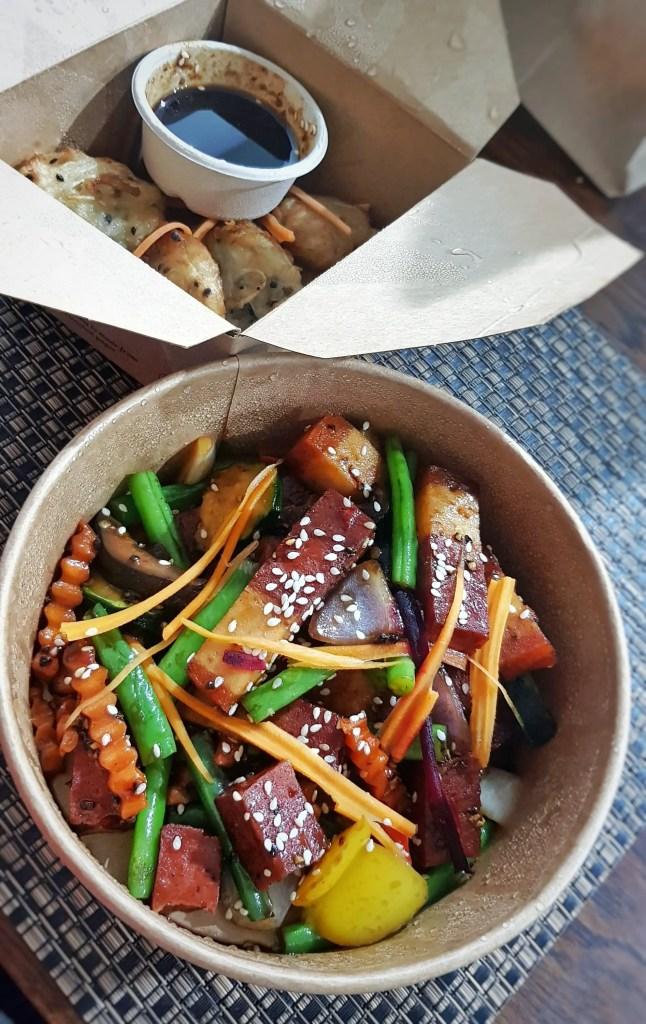 Khu Khu Eatery - asian Thai vegan restaurant in Auckland