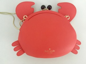 crab kate spade novelty crossbody