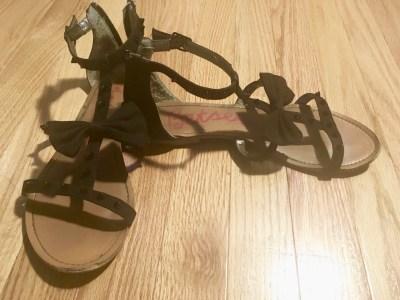 summer shoes betsey johnson spike sandals