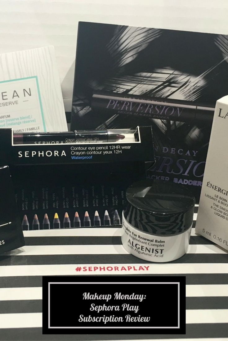 Do you love beauty subscriptions? Are you thinking about subscribing to Sephora Play? Check out my review for the August box!