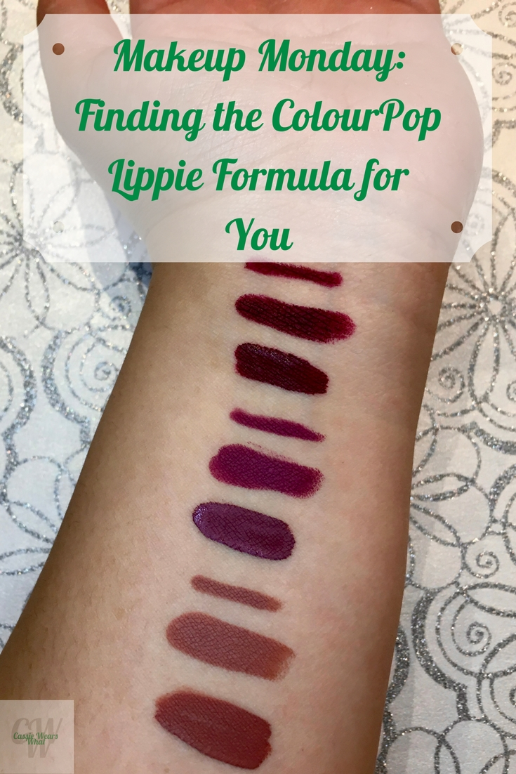 Do all of the ColourPop lippie formulas have you confused? Let me help you decide between Lippie Stix Matte X and Ultra Matte Lips.