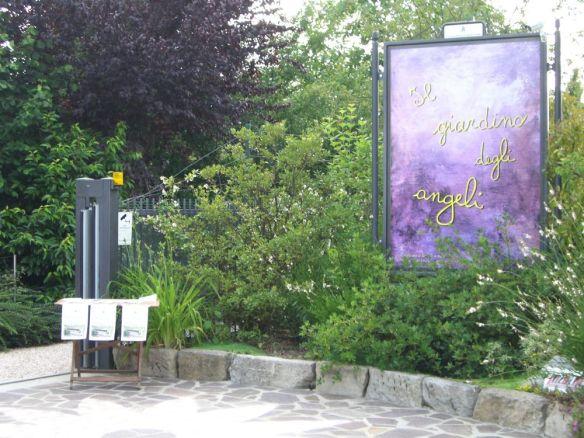 foto ingresso giardino