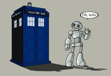 Doctor Who, TMNT
