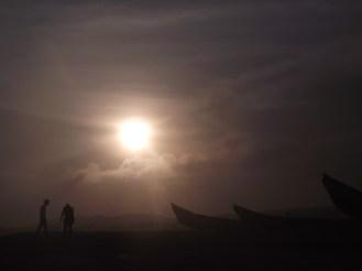 """""""Almost there"""", by Cássio Serafim, Bojo Beach/Ghana, 2012."""