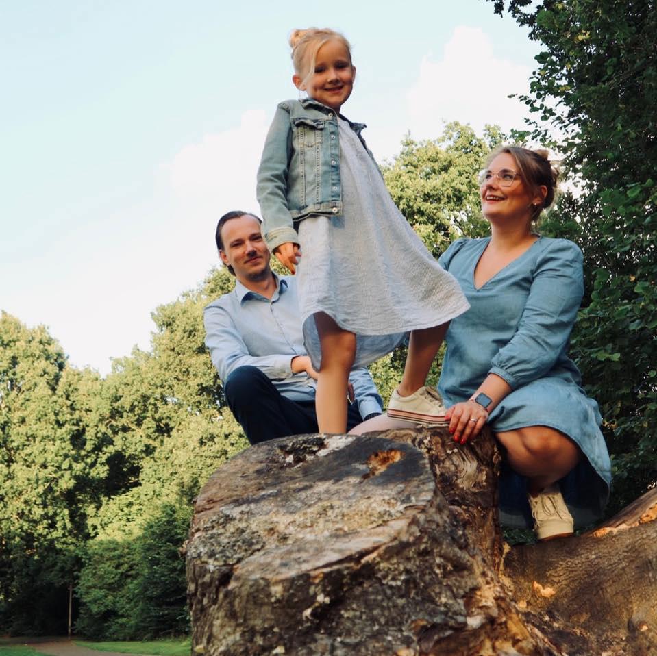 gezinsfoto cassandra pater