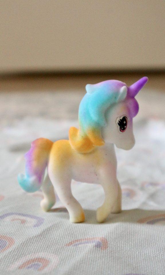 Unicorn Una washimals