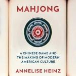 book cover showing mahjong tile
