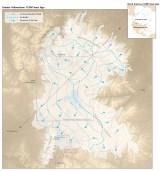 Glaciation in Yellowstone. Atlas of Yellowstone. UC Press, 2012.